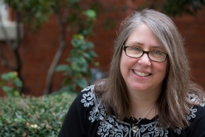 Molly Blaisdell Author Photo