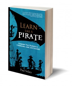 Congrats to Paul Solarz on his newly released book, Learn Like a PIRATE!